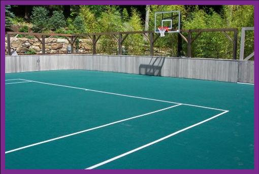 Tennis court builders in PA, NJ and DE and we are suppliers of tennis